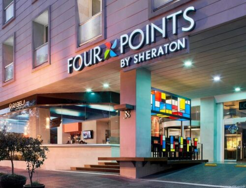 """The new hotel under construction in Grottarossa (Rome) will be branded as """"Four Points by Sheraton"""""""