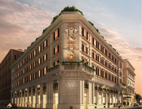 Marriott: W Florence soon to be inaugurated, following W Rome recent opening