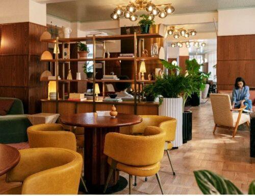 Tetris: is it time to rethink hotel lobbies